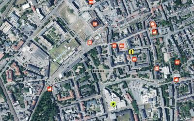 Auskunft Stadtplanobjekte