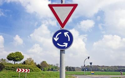 Verkehrszeichen